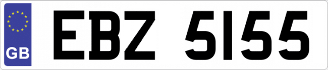 Number plate tracking uk